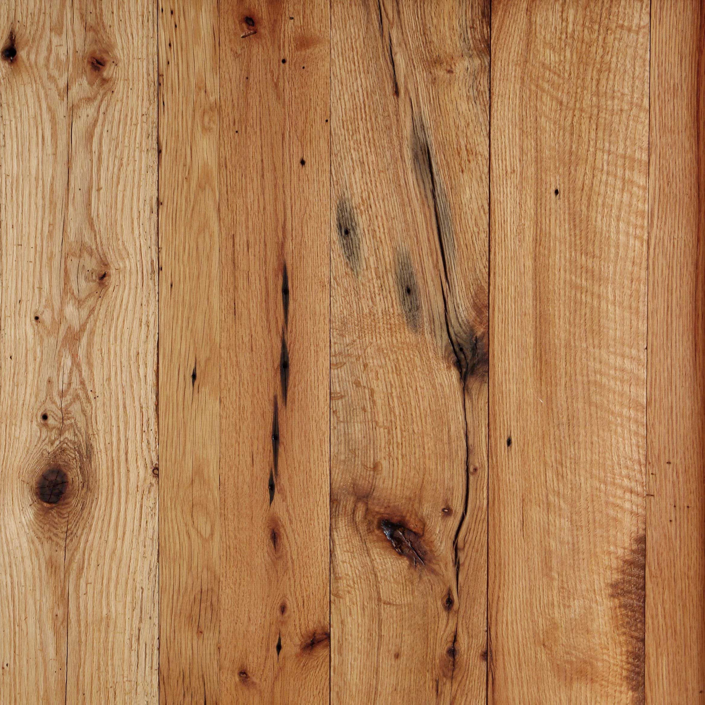 1 1 2 inch unfinished hardwood flooring of reclaimed salvaged antique red oak flooring wide boards knots throughout reclaimed salvaged antique red oak flooring wide boards knots