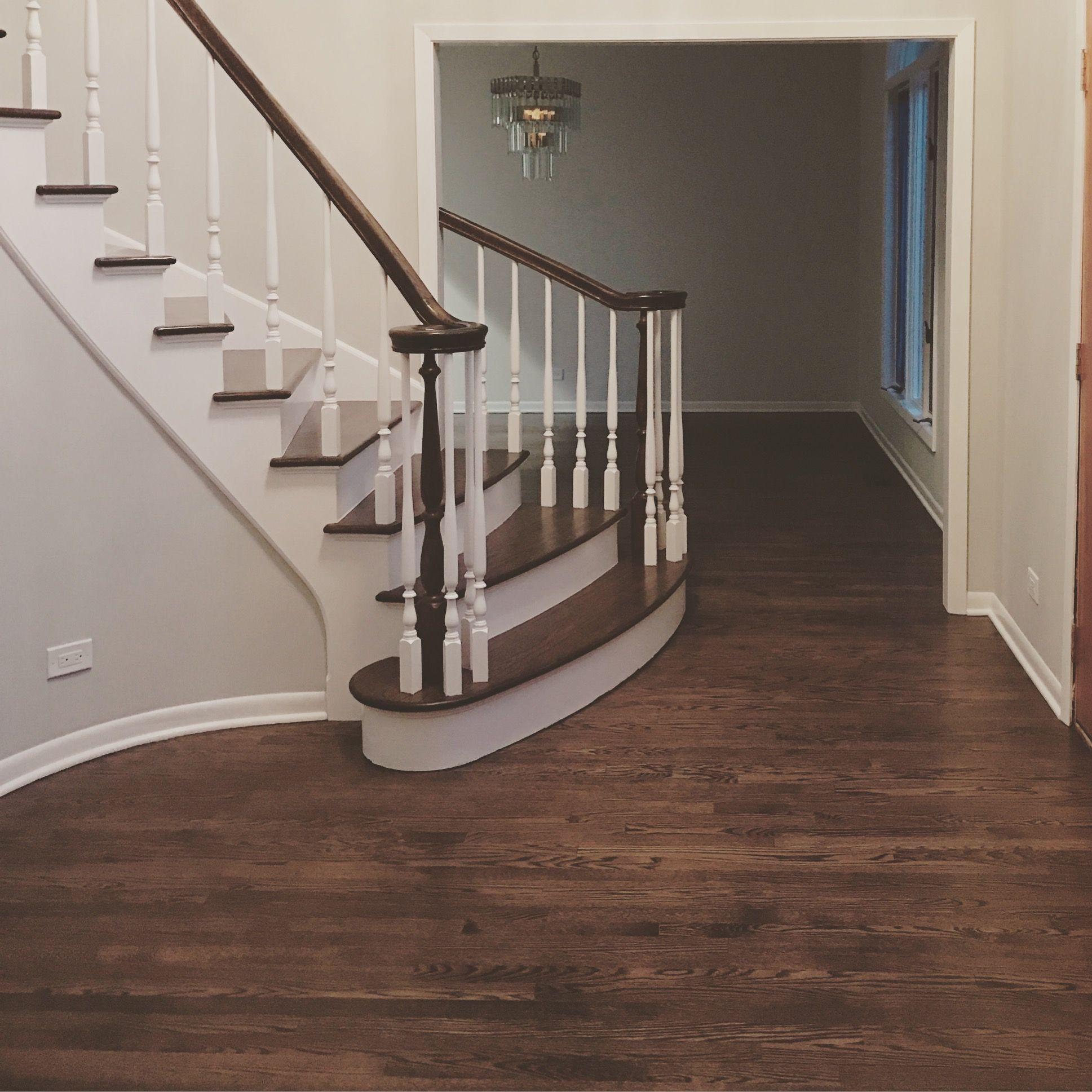 2 1 4 engineered hardwood flooring of new solid 2 1 4 red oak hardwood floors refinished with one coat of throughout new solid 2 1 4 red oak hardwood floors refinished with one coat of dark