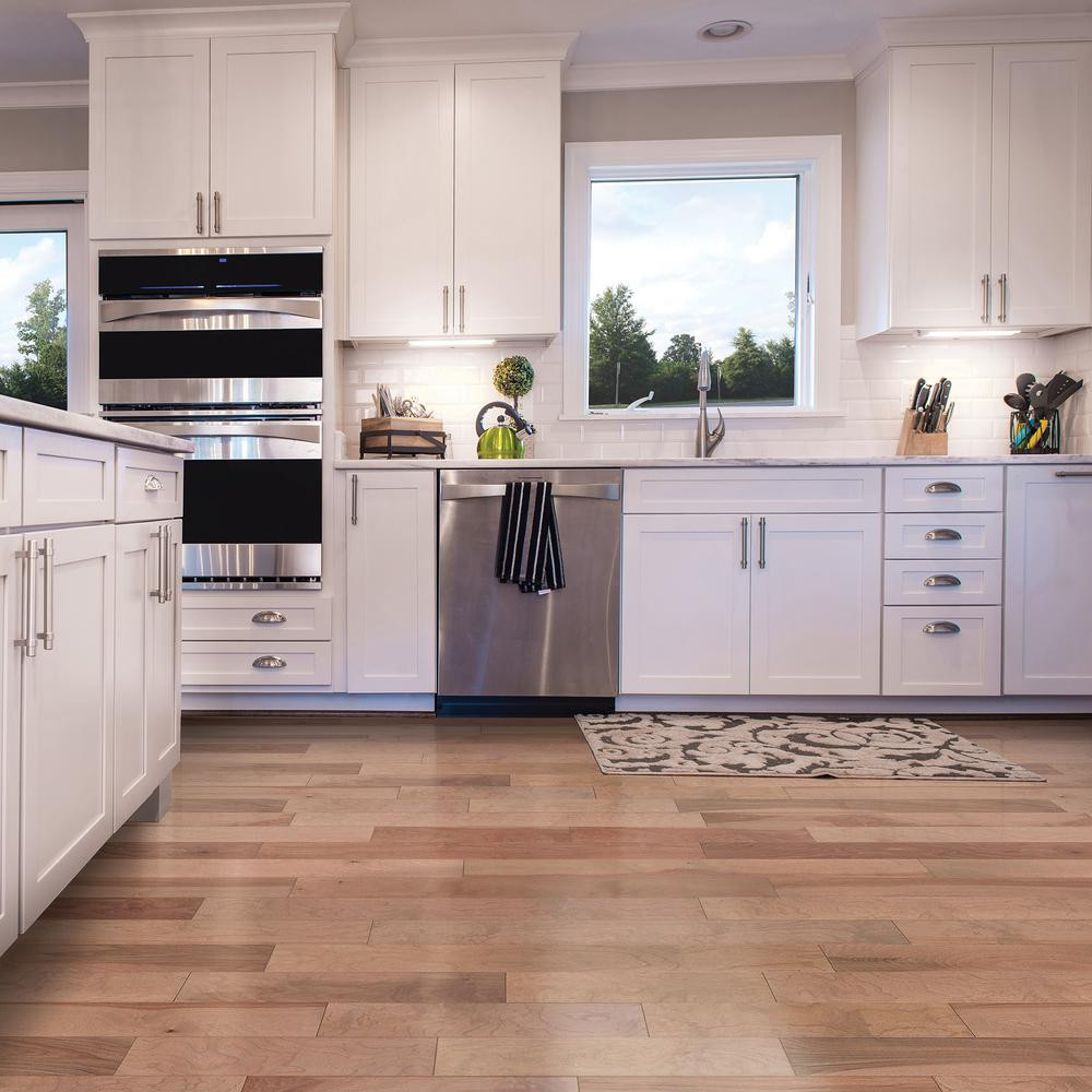 2 1 4 maple hardwood flooring of birch silvered engineered hardwood flooring click lock wood floor inside birch silvered engineered hardwood flooring click lock wood floor 1 99 sqft ebay
