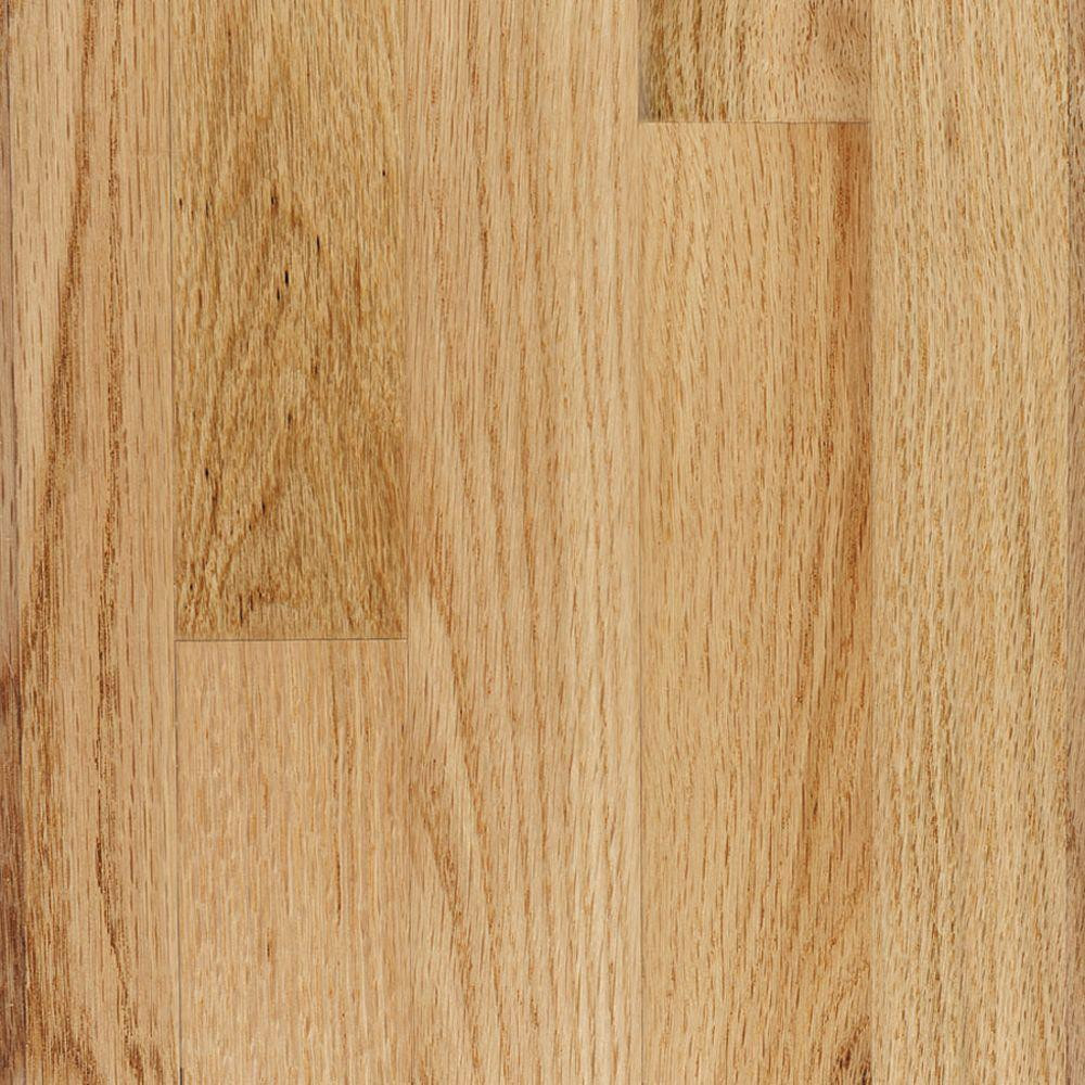 3 1 4 Unfinished Hardwood Flooring Of Red Oak solid Hardwood Hardwood Flooring the Home Depot Regarding Red Oak Natural 3 4