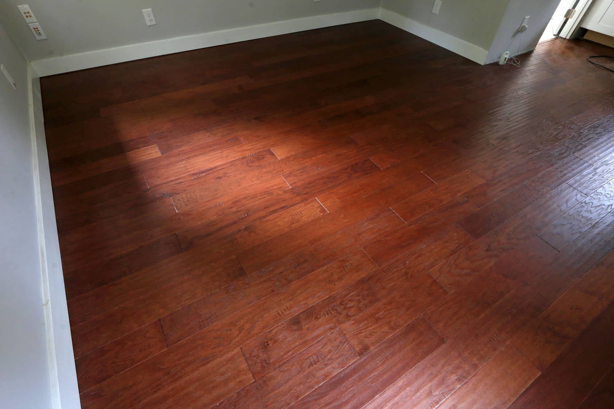 5 16 inch solid hardwood flooring of the micro dwelling project part 5 flooring the daring gourmet intended for i just love this wood