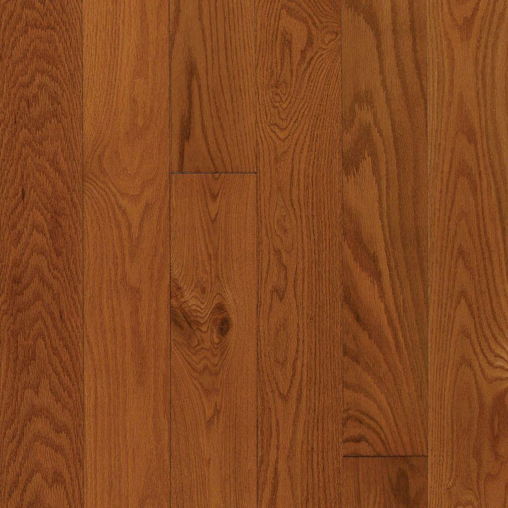 8 Plank Hardwood Flooring Of Mohawk Gunstock Oak 3 8 In Thick X 3 In Wide X Varying Length In Mohawk Gunstock Oak 3 8 In Thick X 3 In Wide X Varying