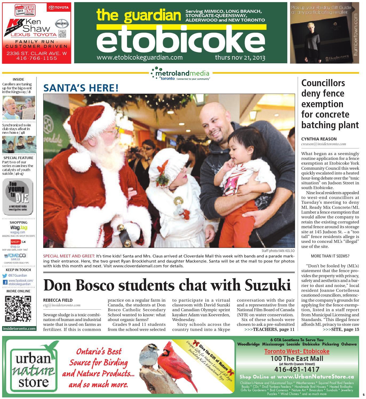 aaa hardwood flooring etobicoke of november 21 south by the etobicoke guardian issuu throughout page 1