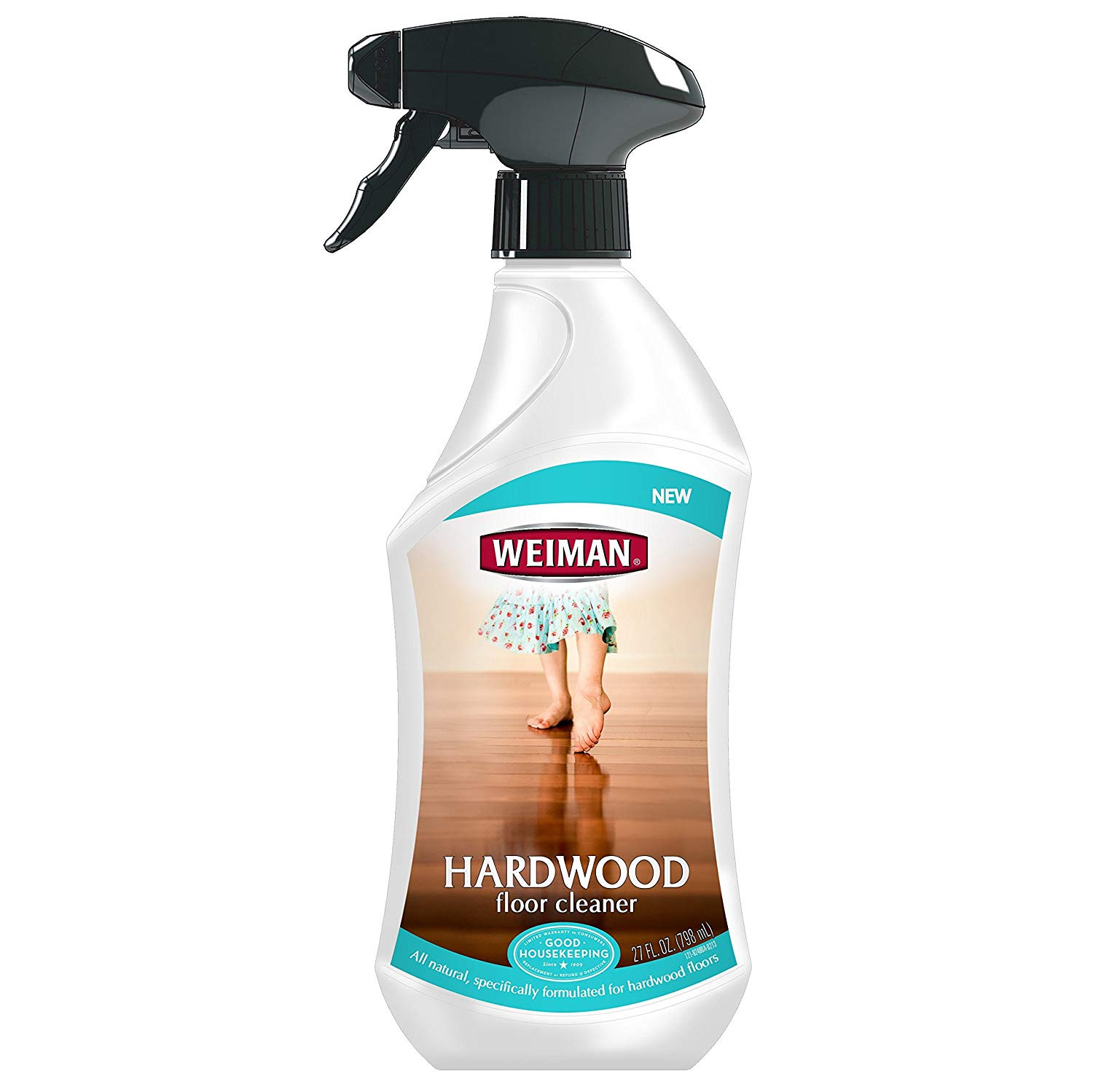 All Star Hardwood Flooring Of Amazon Com Weiman Hardwood Floor Cleaner Surface Safe No Harsh with Regard to Amazon Com Weiman Hardwood Floor Cleaner Surface Safe No Harsh Scent Safe for Use Around Kids and Pets Residue Free 27 Oz Trigger Home Kitchen