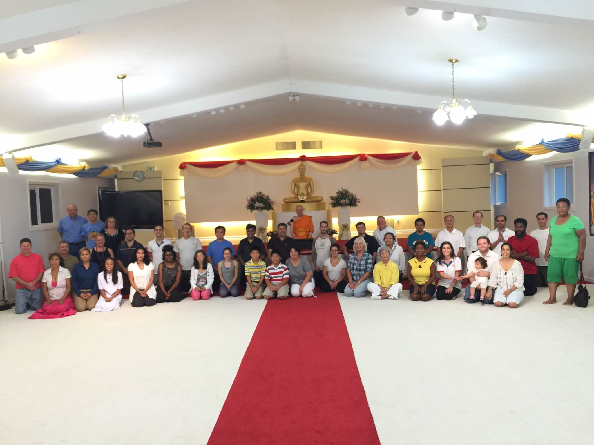 allstate hardwood floors meriden ct of dhammakaya usa for on wednesday july 27th we welcomed venerable nicholas to the georgia meditation center our meditation group began meeting in 2007 with the goal of one day