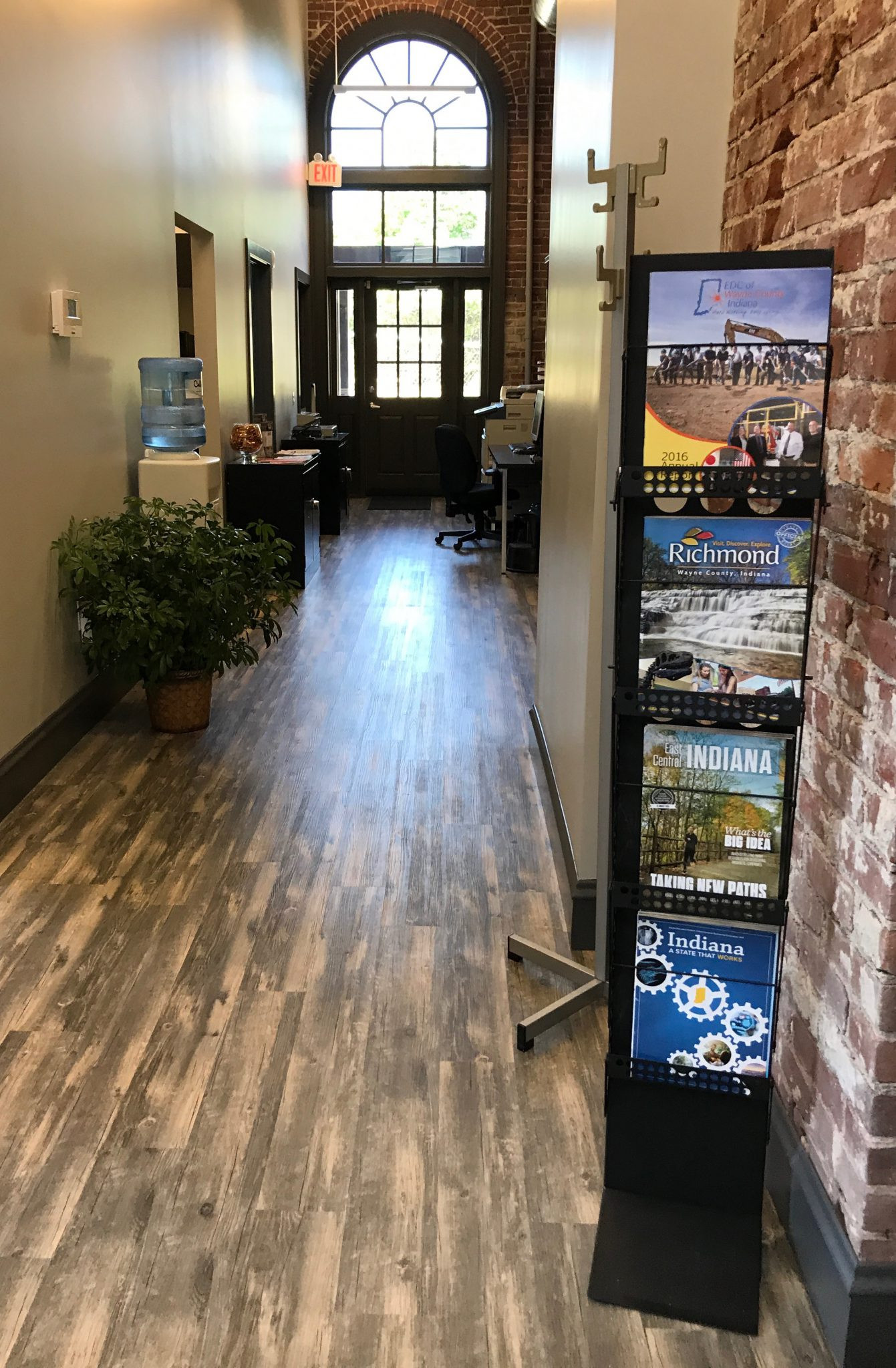 antique hardwood flooring oakville of edc joins new life in long vacant historic building brightside regarding the