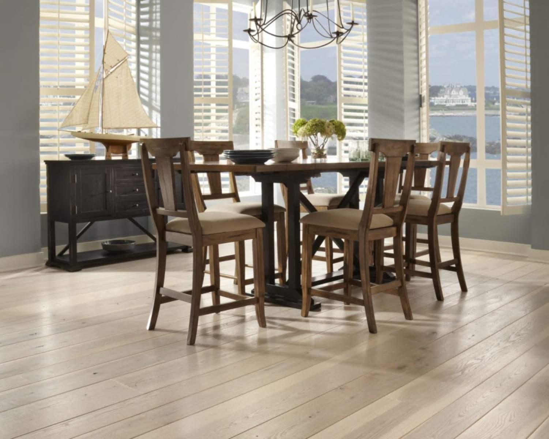 antique hardwood flooring oakville of top 5 brands for solid hardwood flooring for a dining room with carlisle hickorys wide plank flooring
