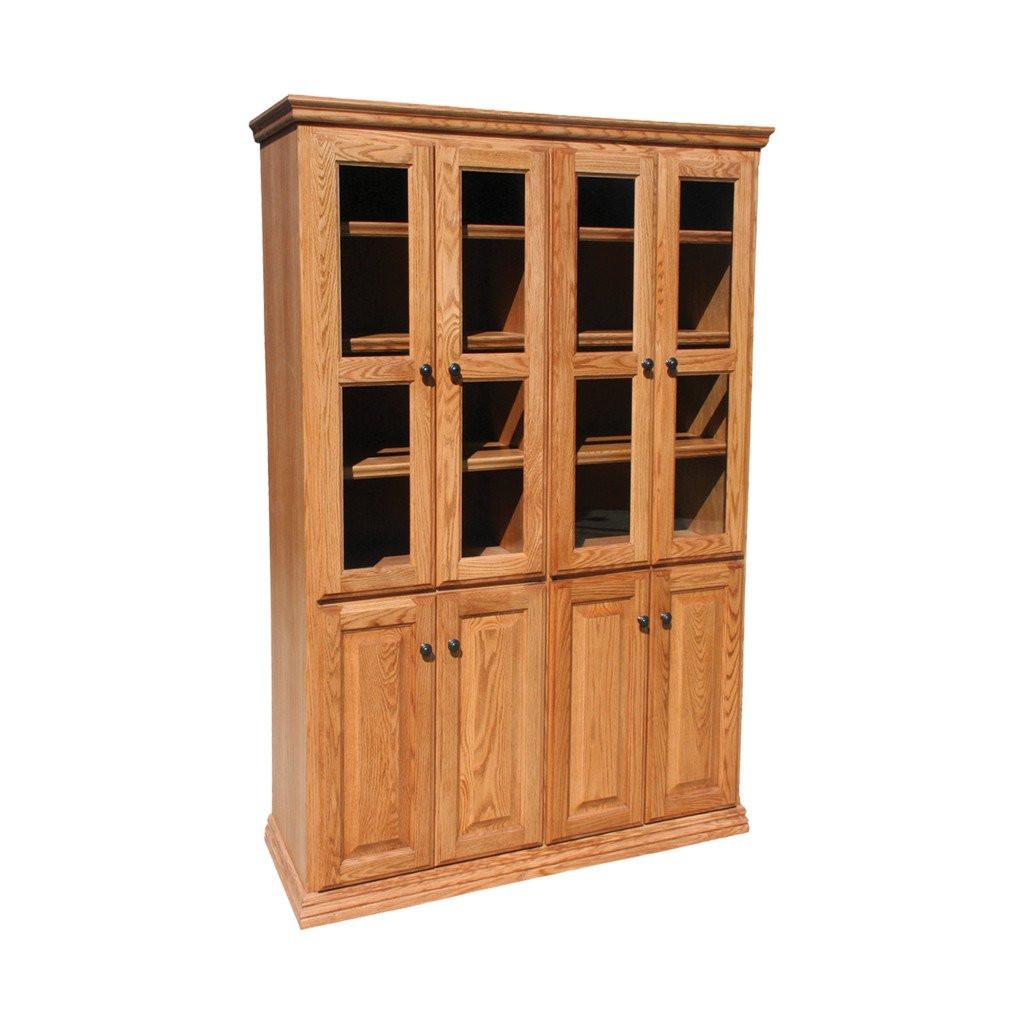 arizona hardwood floor supply phoenix of oak for lessa furniture shop for oak furniture in mesa az throughout od o t4872 fd glass wood traditional oak bookcase 48