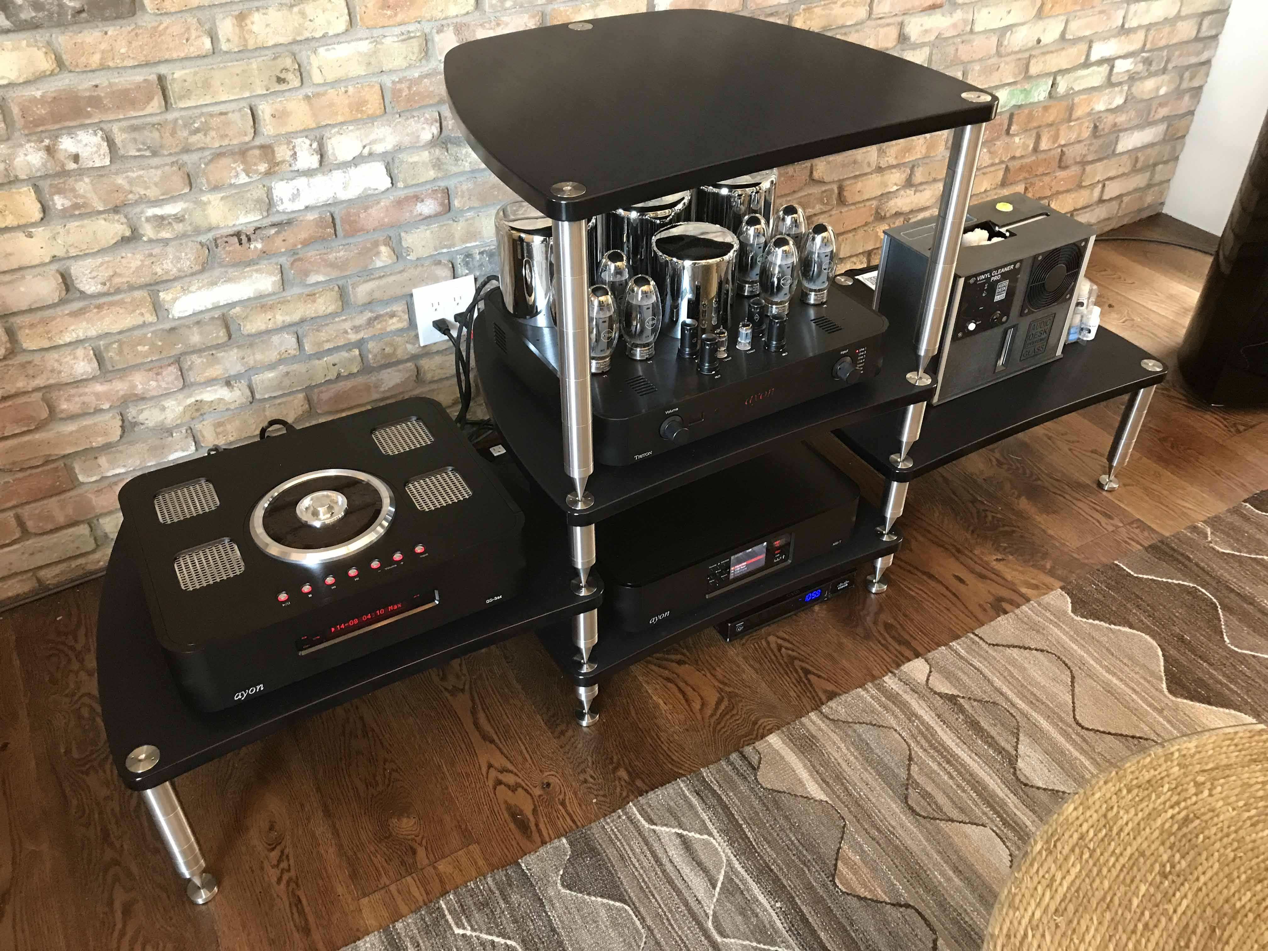 arizona hardwood floor supply scottsdale az of bbs audio amp stand high end audio racks usa tube audio throughout bbs audio rack black 2