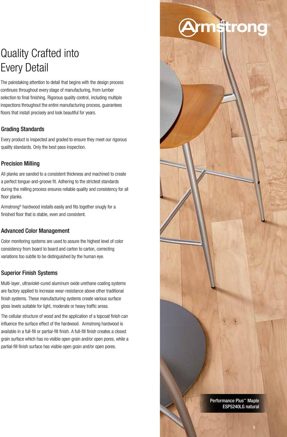 armstrong engineered maple hardwood flooring of performance plus midtown pdf with grading standards every product is inspected and graded to ensure they meet our rigorous quality standards