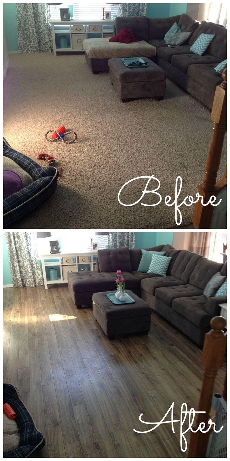 armstrong proconnect professional hardwood flooring adhesive of 42 best homemade images on pinterest home ideas creative ideas throughout installing pergo laminate flooring is easy just take a look at this tutorial