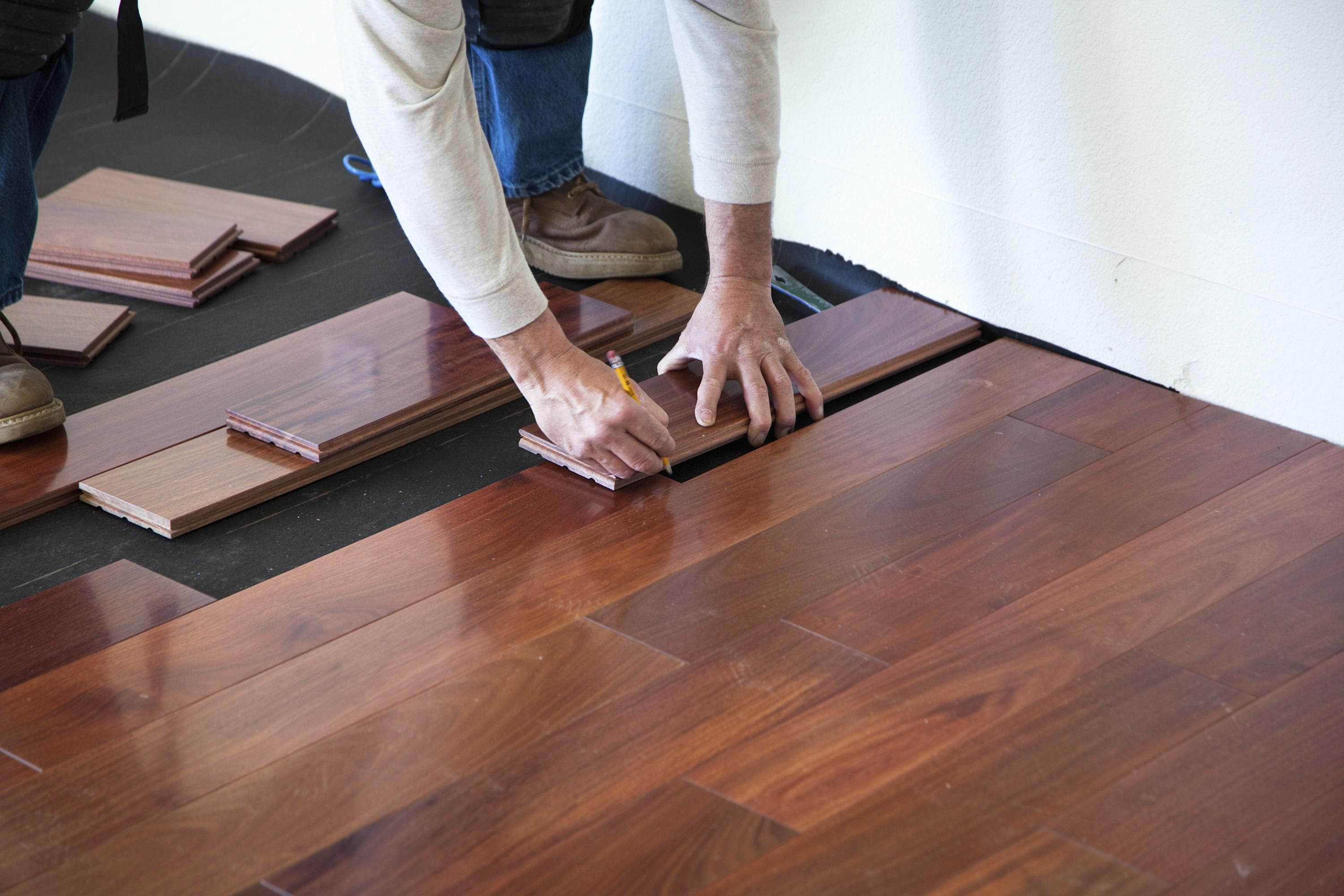 Average Cost to Replace Hardwood Floors