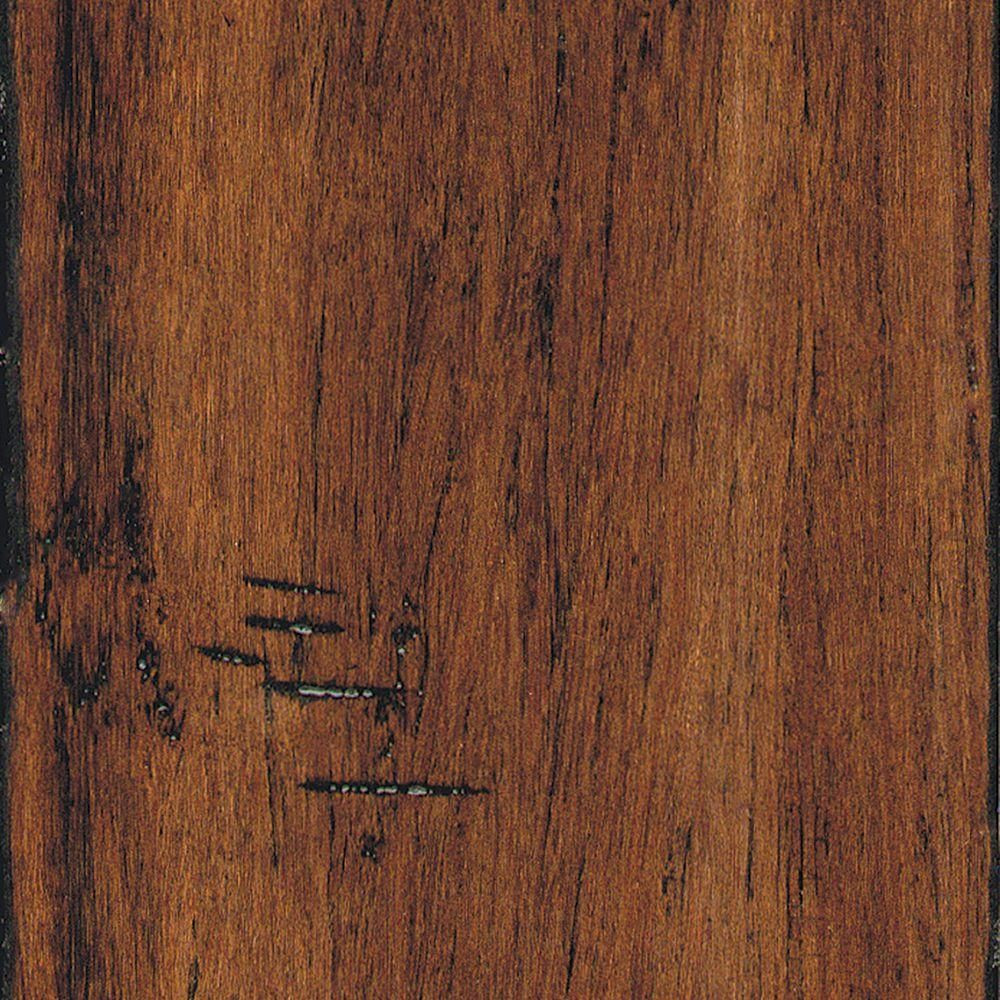 bamboo flooring vs hardwood price of home legend hand scraped strand woven spice 3 8 in x 5 1 8 in x 36 intended for home legend hand scraped strand woven spice 3 8 in x 5 1 8 in x 36 in length click lock bamboo flooring 25 625 sq ft case hl214h the home depot