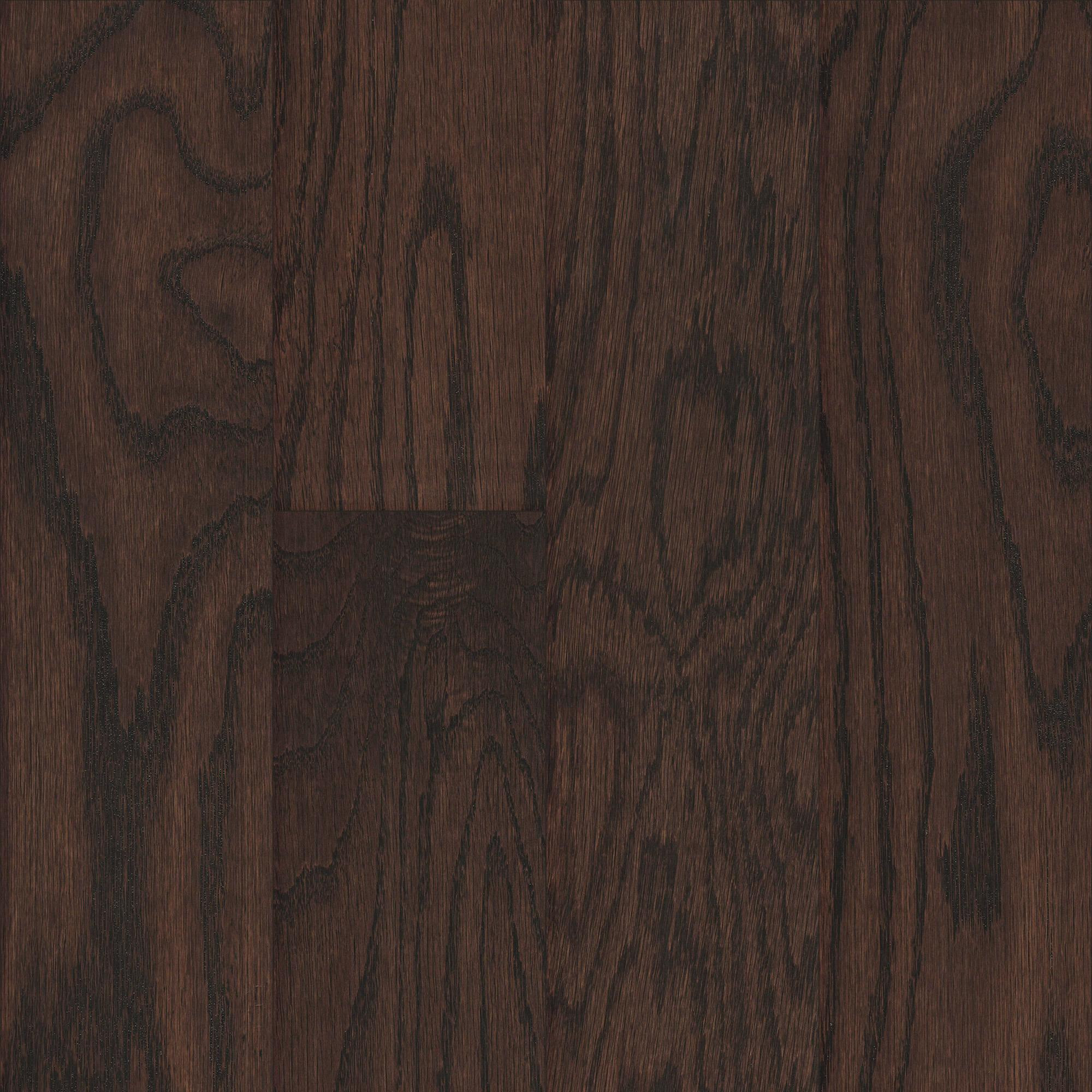 Bamboo Vs Engineered Hardwood Flooring Of Mullican Ridgecrest Oak Burnt Umber 1 2 Thick 5 Wide Engineered Intended for Mullican Ridgecrest Oak Burnt Umber 1 2 Thick 5 Wide Engineered Hardwood Flooring