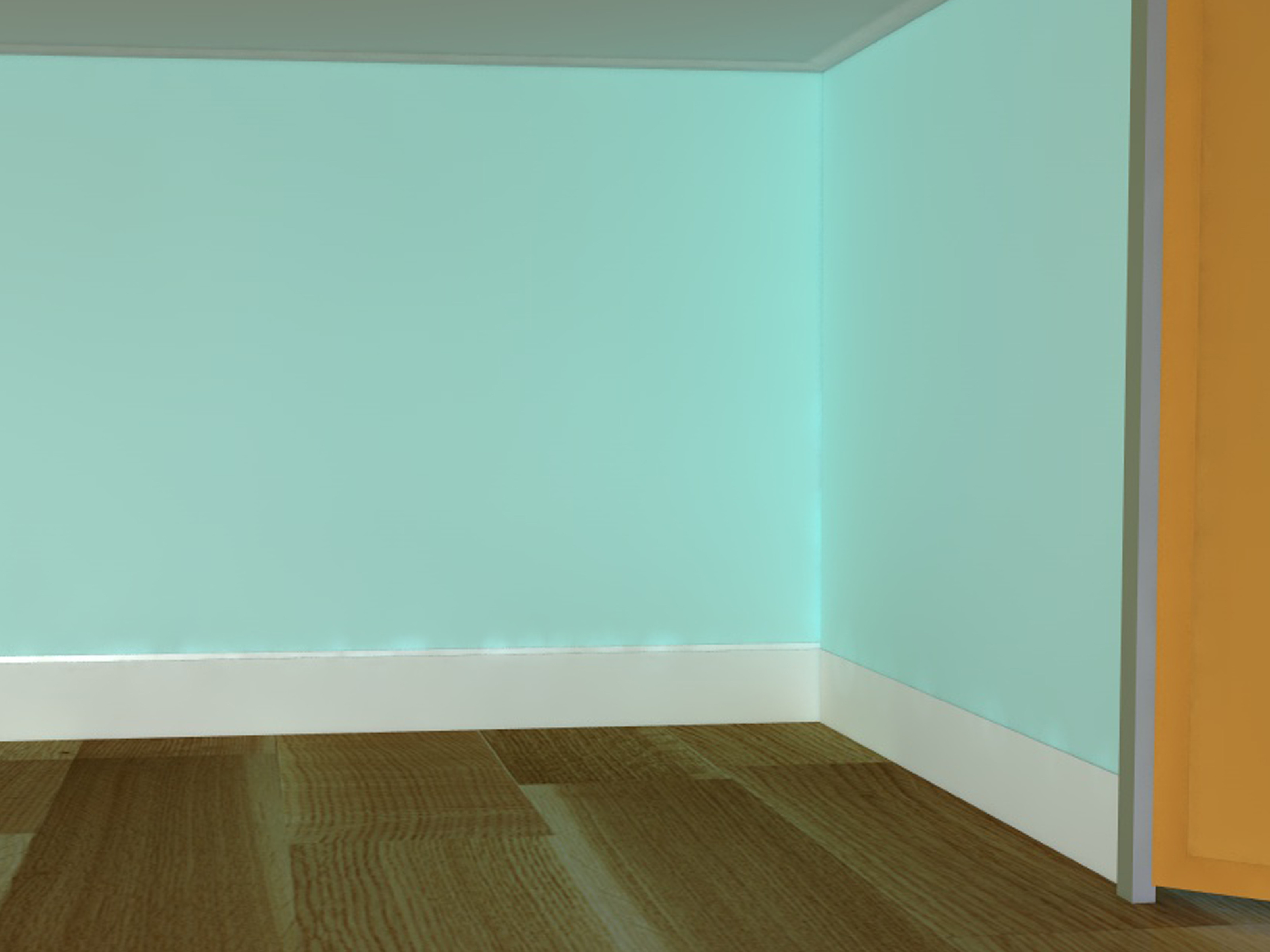 best deal hardwood floor moulding of how to paint a room with pictures wikihow within paint a room step 30