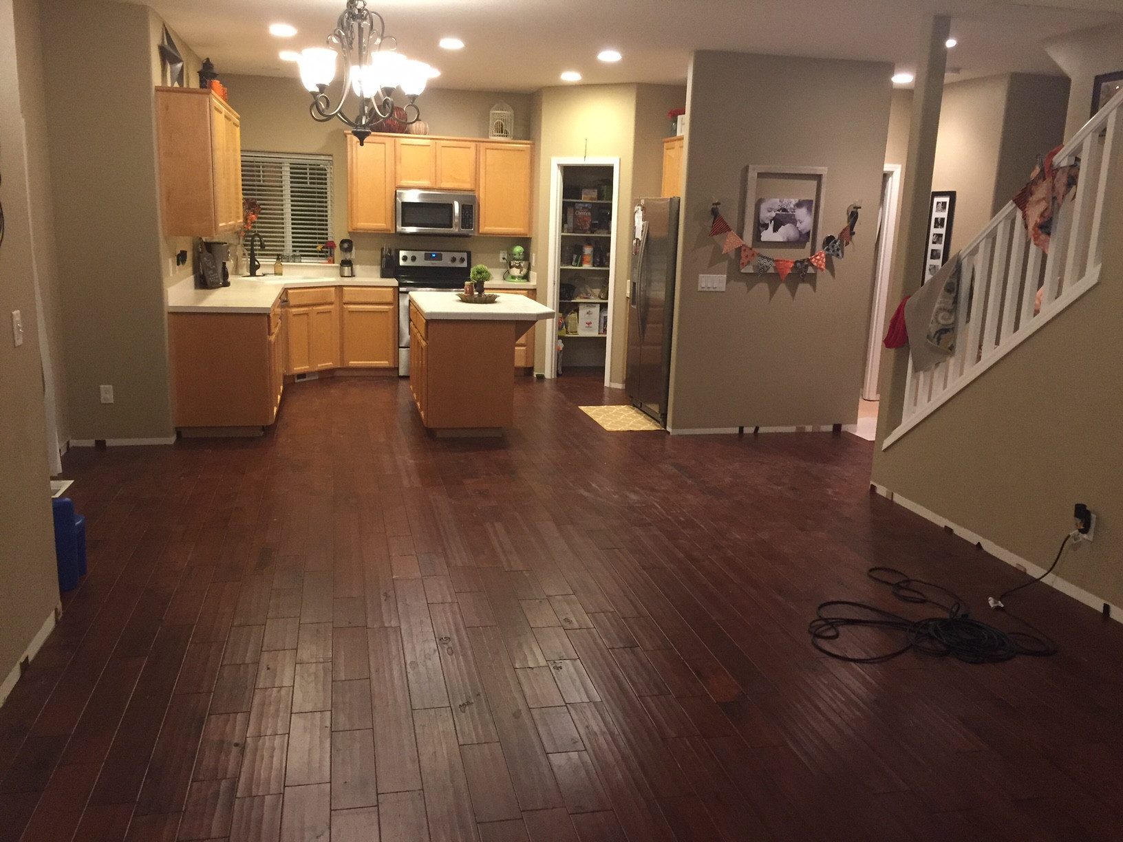 best hardwood floor for concrete slab of how to fix laminate flooring that is buckling repairing a wood floor regarding how to fix laminate flooring that is buckling how can i secure fasten a half installed