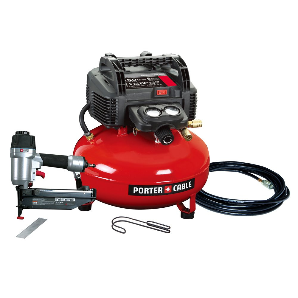 best hardwood floor nailer reviews of best rated in power nailers staplers helpful customer reviews throughout porter cable pcfp72671 finish nailer compressor combo kit product image