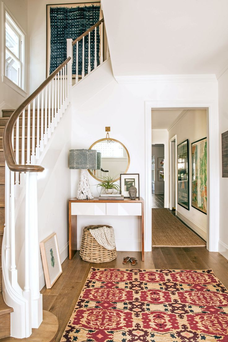 best hardwood flooring for contemporary homes of like my facebook page zz zwyanezade 21 architecture old throughout modern traditional entryway white walls wood floors tribal rug modern walnut and white modern console the best of home decoration in home decoration