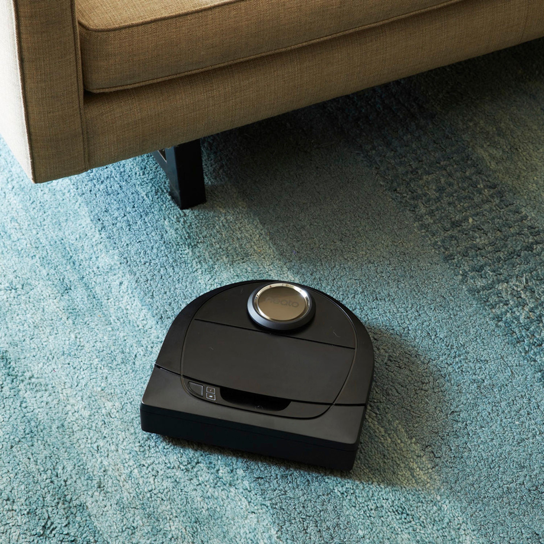 best robot vacuum for pet hair on hardwood floors of neato robotics botvac d5 app controlled robot vacuum black 945 0228 in neato robotics botvac d5 app controlled robot vacuum black 945 0228 best buy
