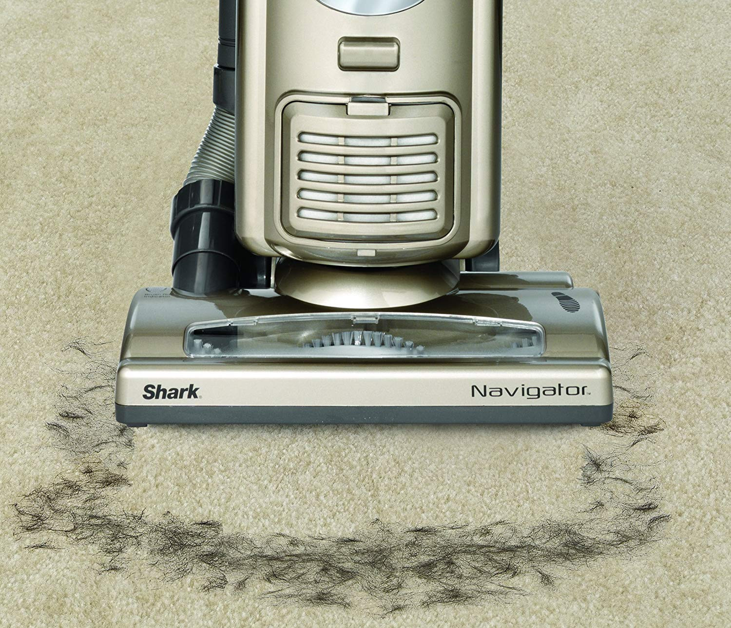 Best Shark Vacuum for Pets and Hardwood Floors Of Amazon Com Shark Navigator Deluxe Upright Corded Bagless Vacuum for Regarding Amazon Com Shark Navigator Deluxe Upright Corded Bagless Vacuum for Carpet and Hard Floor with Anti Allergy Seal Nv42 Champagne Home Kitchen