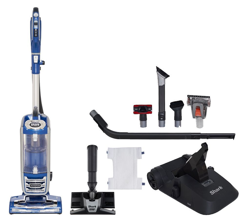 best shark vacuum for pets and hardwood floors of shark rotator powered lift away deluxe vacuum w 8 attachment qvc pertaining to shark rotator powered lift away deluxe vacuum w 8 attachment