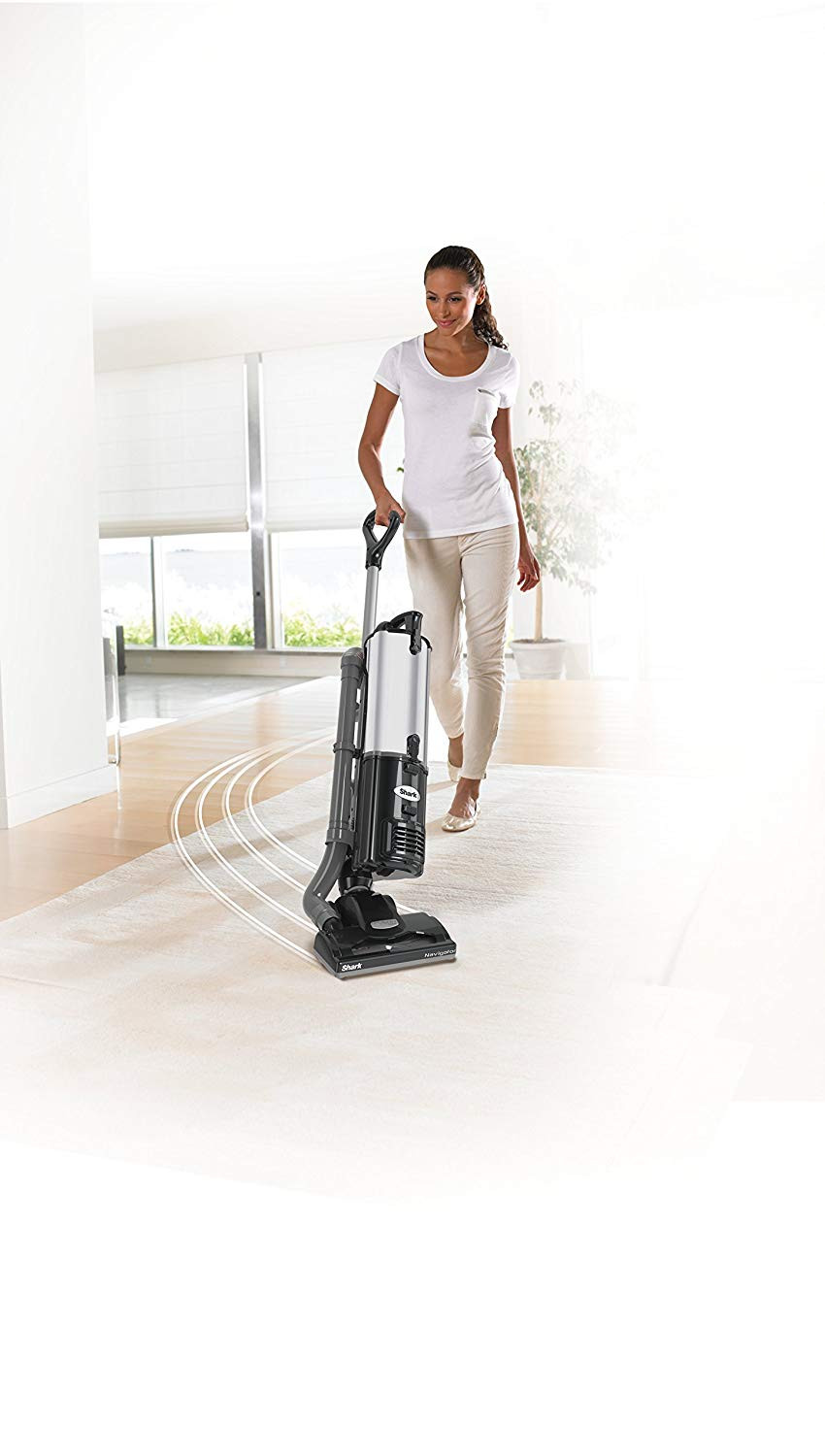 best vacuum for pet hair and hardwood floors 2016 of amazon com shark navigator upright corded bagless vacuum inside amazon com shark navigator upright corded bagless vacuum lightweight large capacity for carpet and hard floor cleaning with swivel steering nv27gr