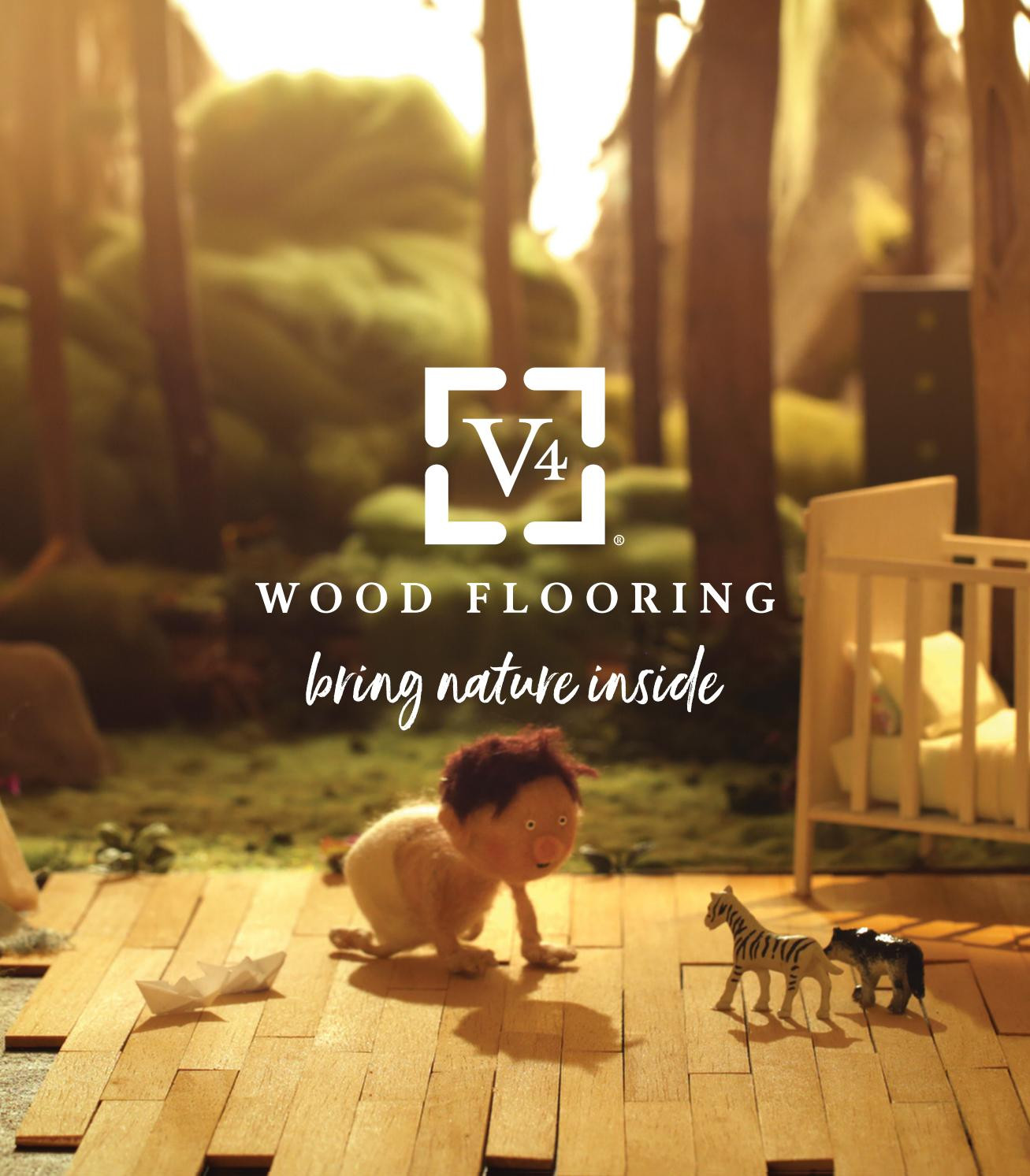 Best Way to Install Engineered Hardwood Flooring On Concrete Of V4 Wood Flooring Spring Catalogue 2018 by V4 Wood Flooring issuu with Page 1