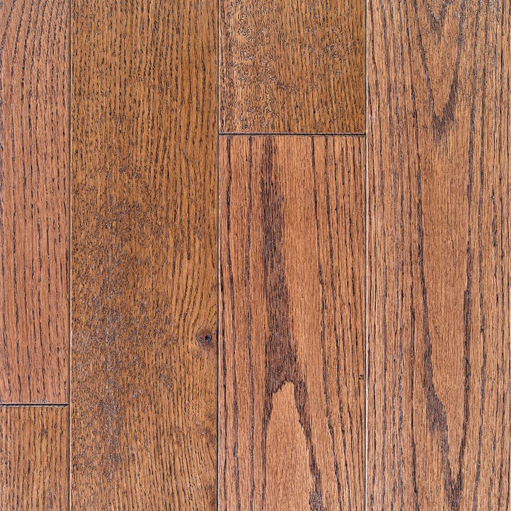 Birch Hand Scraped Hardwood Flooring Of Red Oak solid Hardwood Hardwood Flooring the Home Depot Regarding Oak Molasses Hand