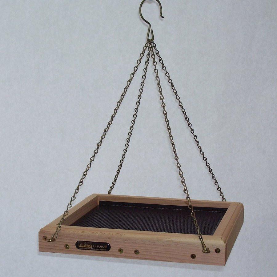 bird hardwood floors tulsa ok of shop bird feeder accessories at lowes com intended for birds choice steel bird feeder platform hanging chain
