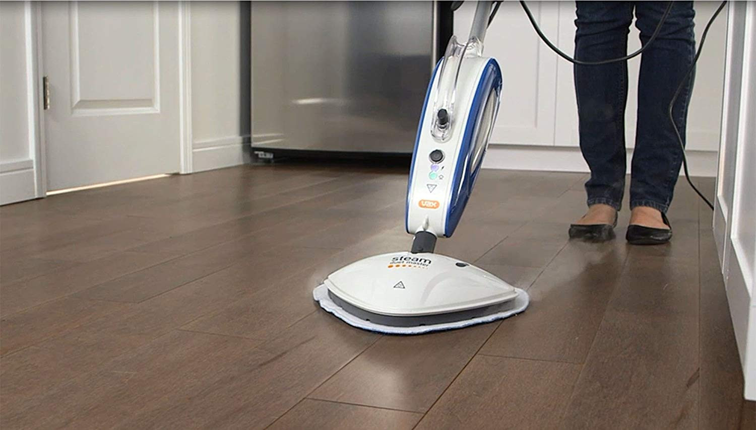 bissell hardwood floor steam cleaner of amazon com vax steam mop s7 2 in 1 upright and handheld steam for amazon com vax steam mop s7 2 in 1 upright and handheld steam cleaner by vax kitchen dining