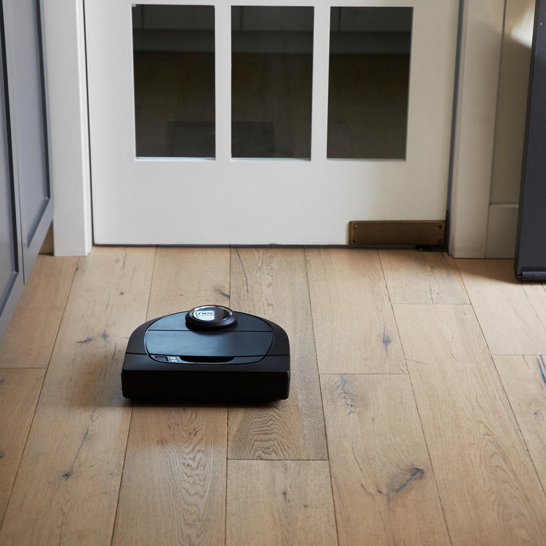 black friday hardwood floor deals of neato robotics botvac d5 app controlled robot vacuum black 945 0228 inside neato robotics botvac d5 app controlled robot vacuum black 945 0228 best buy