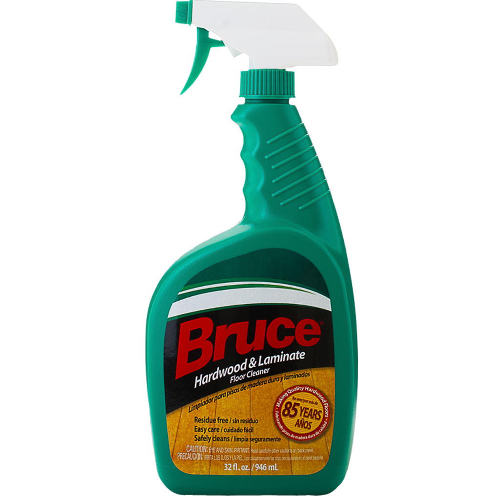 Bona 4 Piece Hardwood Floor Care System Of Bruce Hardwood Laminate Floor Cleaner 32 Ounce Spray In Bruce Hardwood Laminate Floor Cleaner 32 Oz Spray