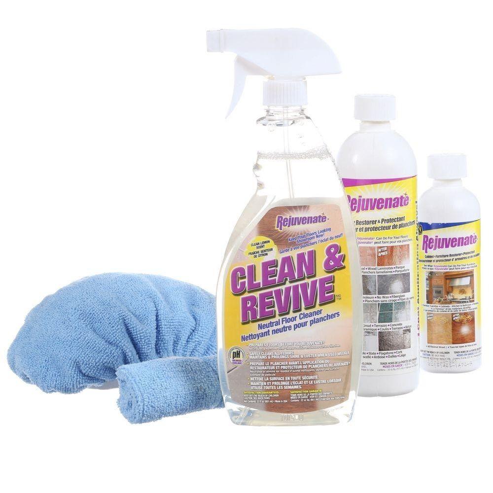 bona hardwood floor cleaner 22 oz of rejuvenate 16 oz floor renewer system rj16flopkit ebay with s l1600