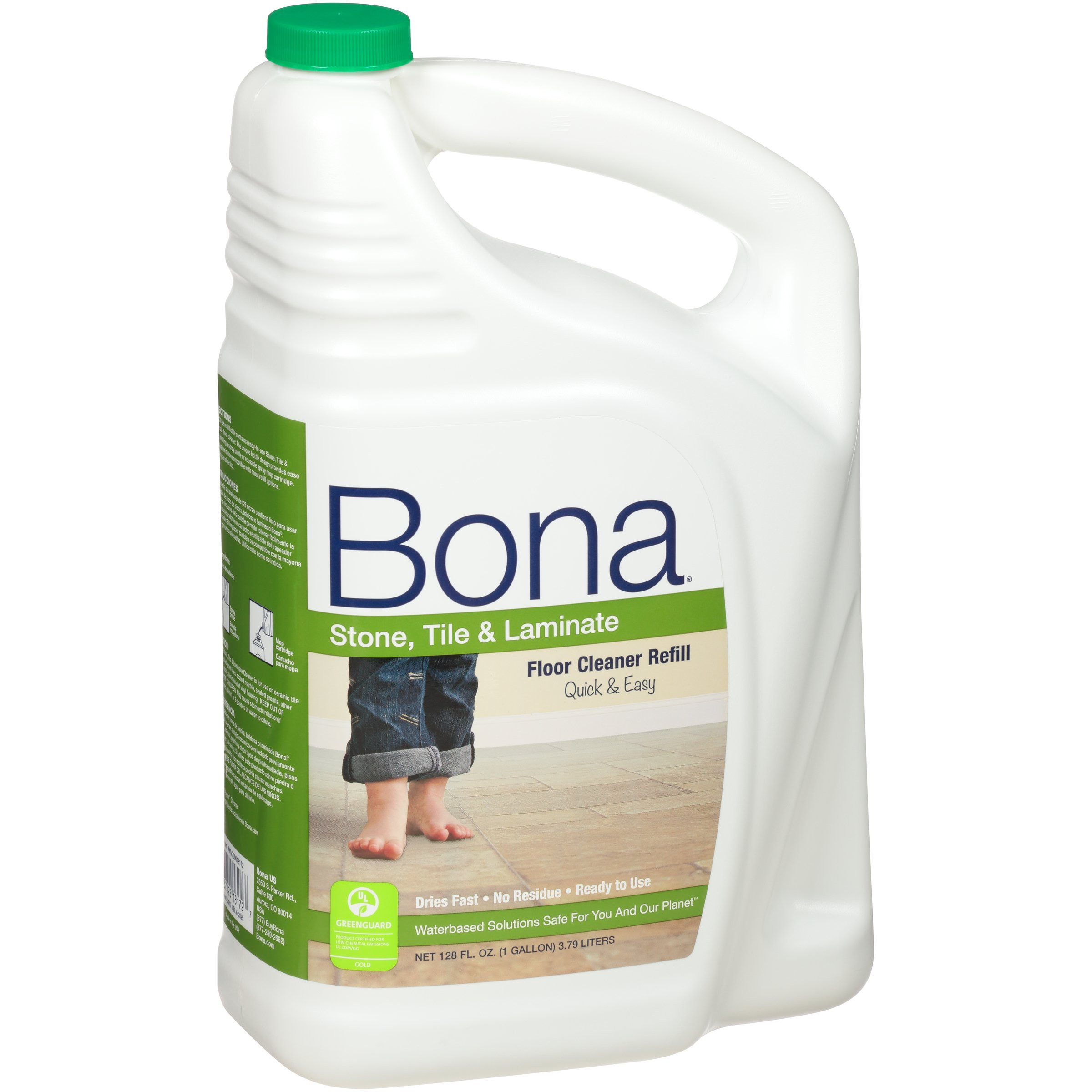 Bona Pro Series Hardwood Floor Care System Of Amazon Com Bona Wm700018182 Free Simple Hardwood Floor Cleaner Intended for Bonaa Stone Tile Laminate Floor Cleaner Refill 128oz Pack May Vary