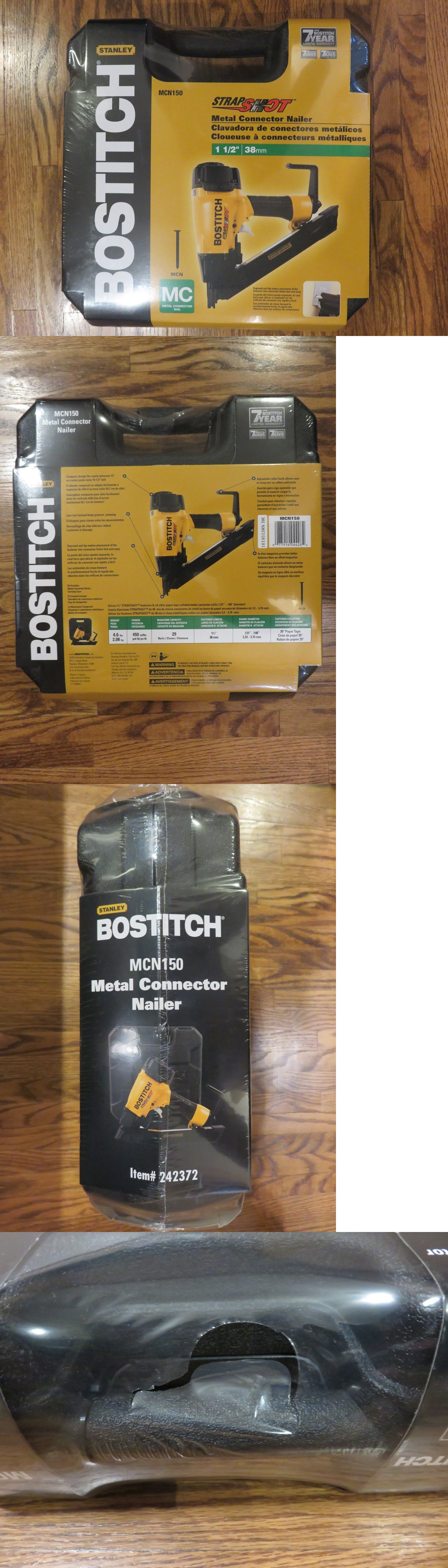 bostitch hardwood floor stapler of framing guns 50378 new in the case bostitch mcn150 strapshot metal with framing guns 50378 new in the case bostitch mcn150 strapshot metal connector nailer