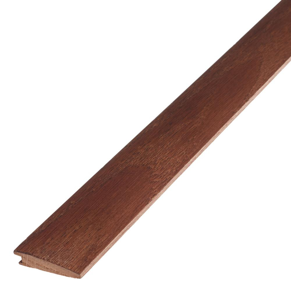 bruce 5 16 hardwood flooring of saddle 3 8 in thick x 1 5 in wide x 78 in length flush reducer throughout saddle 3 8 in thick x 1 5 in wide x 78 in length flush reducer engineered hardwood molding brown