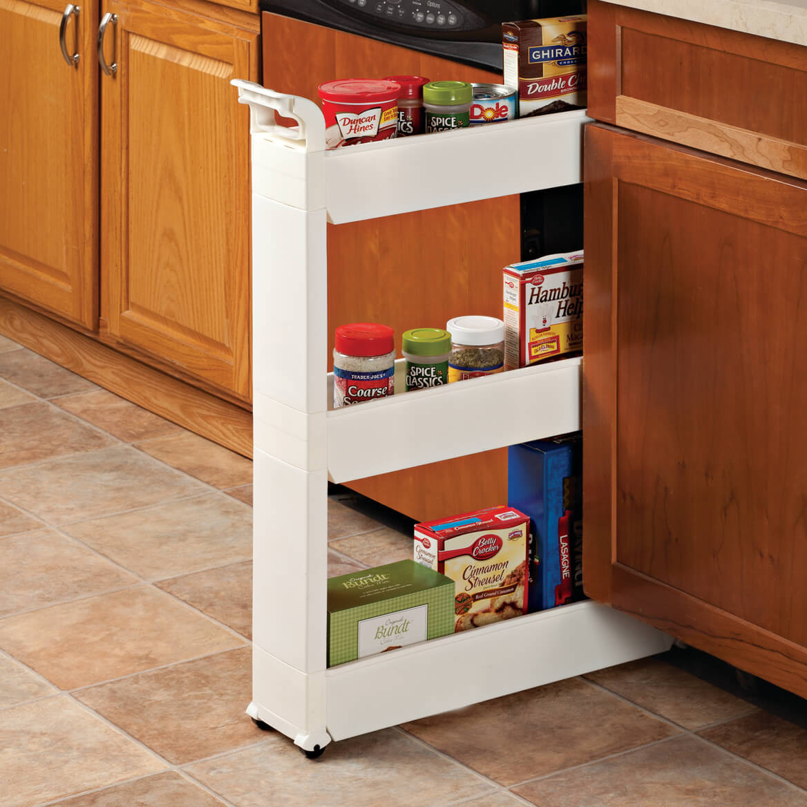 bruce 64 fl oz hardwood floor cleaner of non slip insulated counter mat non slip kitchen mat miles kimball for slim storage cart 350746 slim storage cart 350746