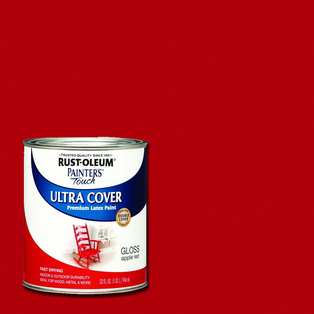 bruce 64 fl oz hardwood floor cleaner of rust oleum painters touch 32 oz ultra cover metallic oil rubbed intended for 32 oz ultra cover gloss apple red general purpose paint case