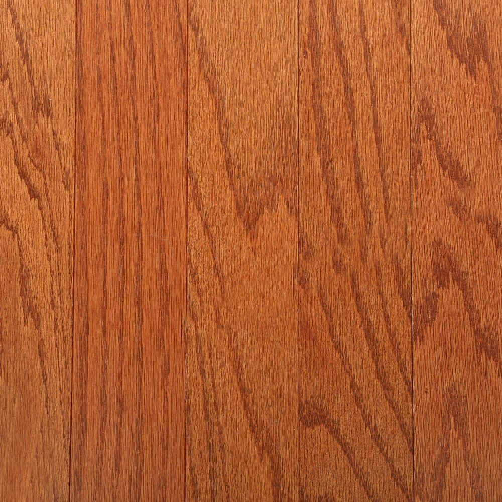 bruce engineered hardwood click lock flooring of oak gunstock 3 8 in thick x 3 in wide x random length engineered with regard to wide x random length engineered hardwood flooring 30 sq ft case