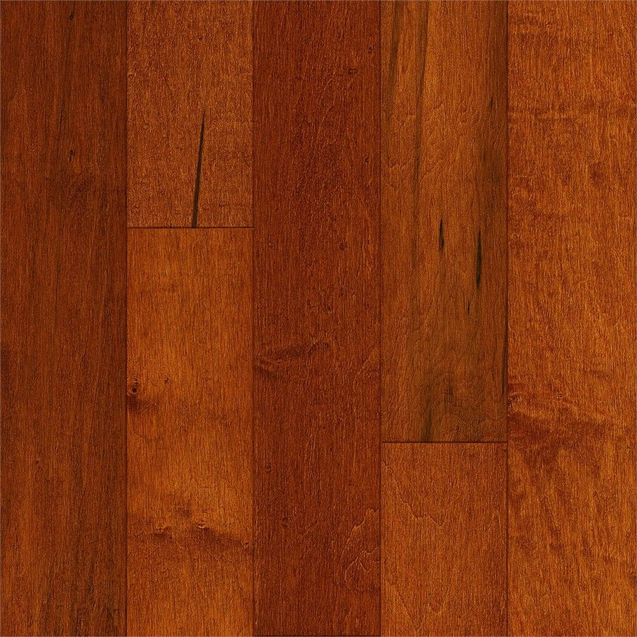 Bruce Engineered Maple Hardwood Flooring Of Style Selections 5 In Cinnamon Maple Hardwood Flooring 22 Sq Ft Intended for Style Selections 5 In Cinnamon Maple Hardwood Flooring 22 Sq Ft