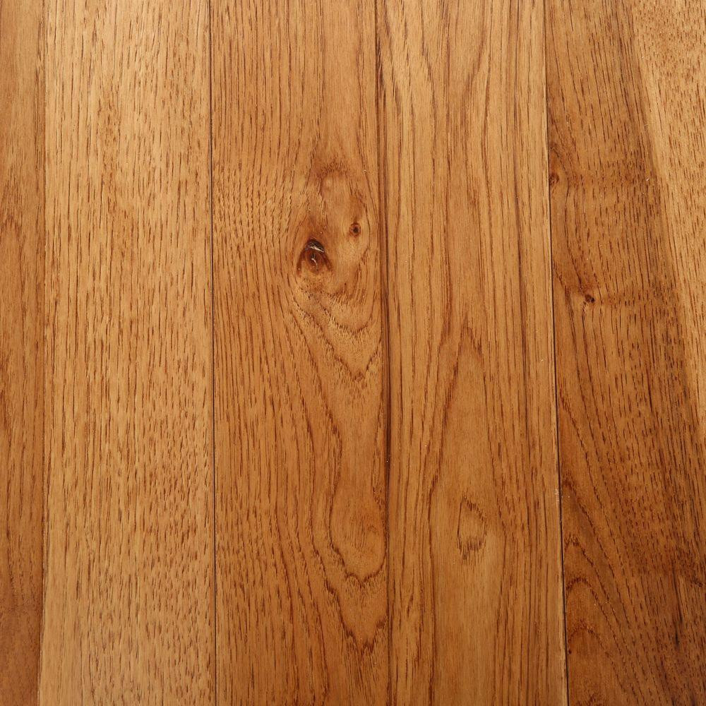 bruce hardwood flooring acclimation time of heritage mill hickory rustic artisan sepia 3 4 in thick x 4 in regarding hickory autumn wheat 3 4 in thick x 3 1 4 in