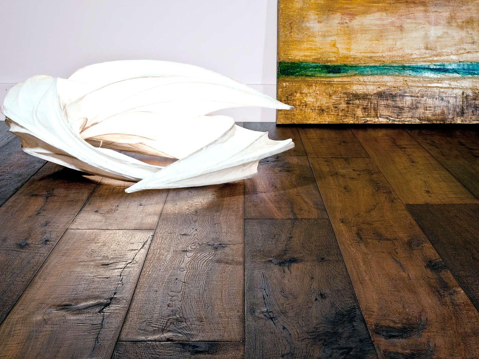Bruce Maple Cinnamon Hardwood Floor