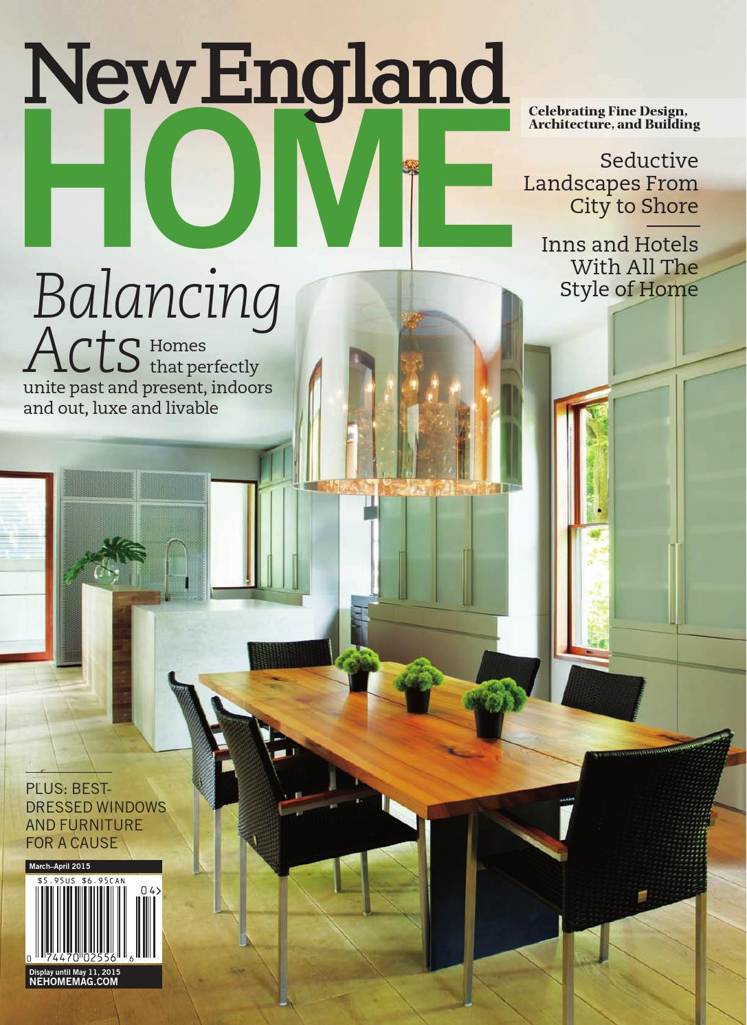 bruce oak marsh hardwood flooring of new england home march april 2015 by new england home magazine llc pertaining to new england home march april 2015 by new england home magazine llc issuu