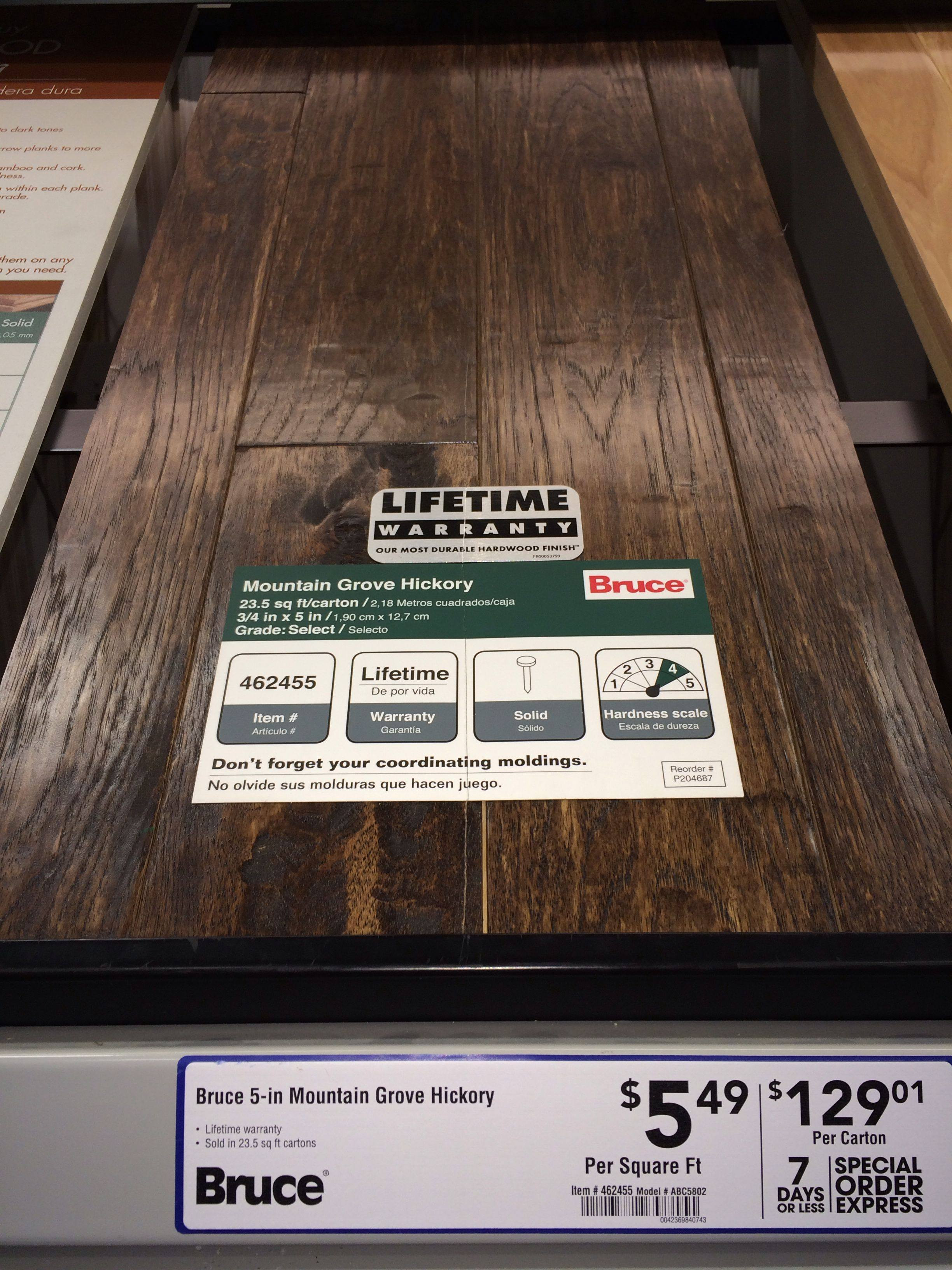 Bruce Wide Plank Hardwood Flooring Of Find the Best Bruce Hardwood Flooring Installation Instructions Throughout Red Oak Natural 3 4 In Thick X 5 In Wide X Random