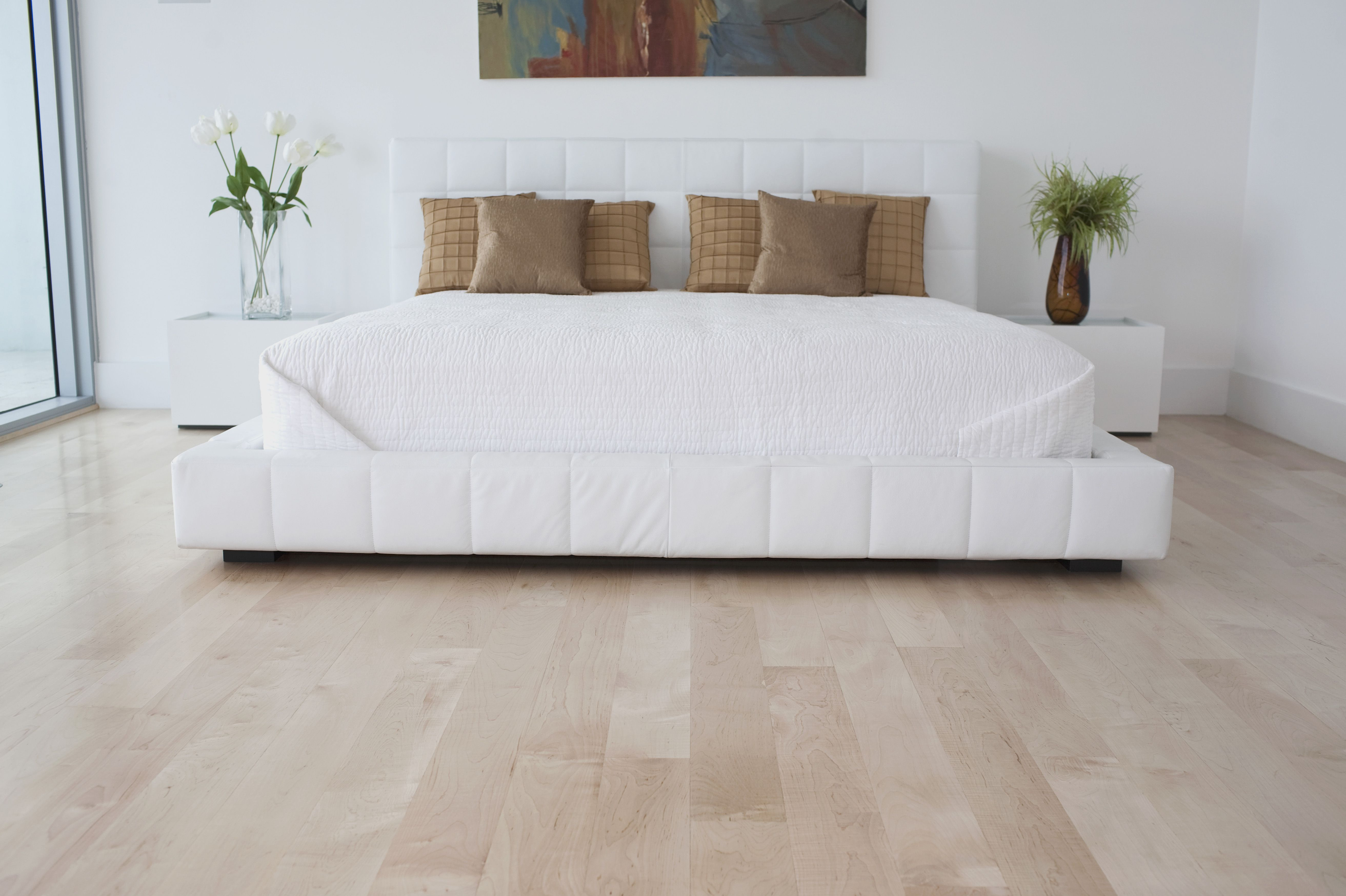 can i put hardwood floor over carpet of 5 best bedroom flooring materials regarding interiors of a bedroom 126171674 57be063d3df78cc16e3cc6cf