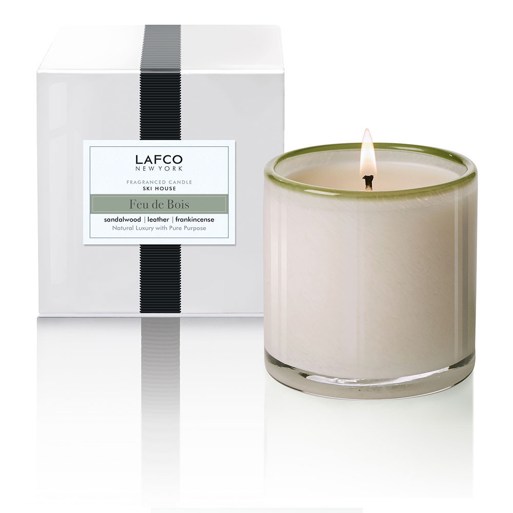 candle wax on hardwood floor of lafco feu de bois signature scented candle pertaining to partners