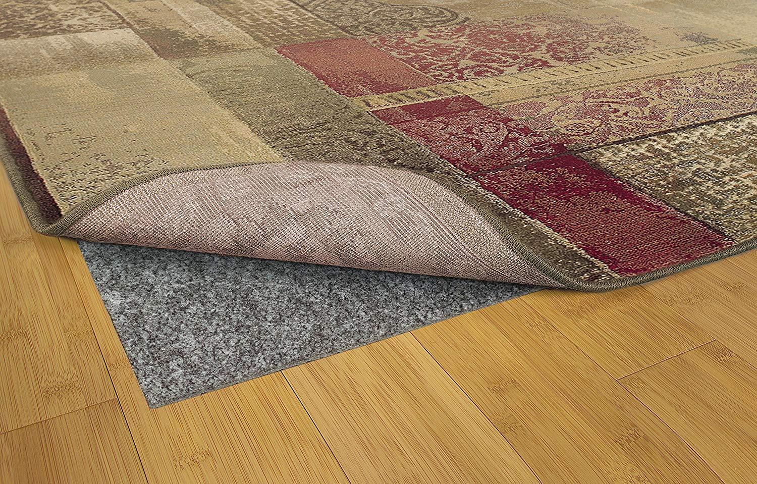 Carpet Pad for Hardwood Floors Of Amazon Com Granville Rugs All Surface Non Skid area Rug Pad for 9 In Amazon Com Granville Rugs All Surface Non Skid area Rug Pad for 9 Feet X 12 Feet Rug Kitchen Dining