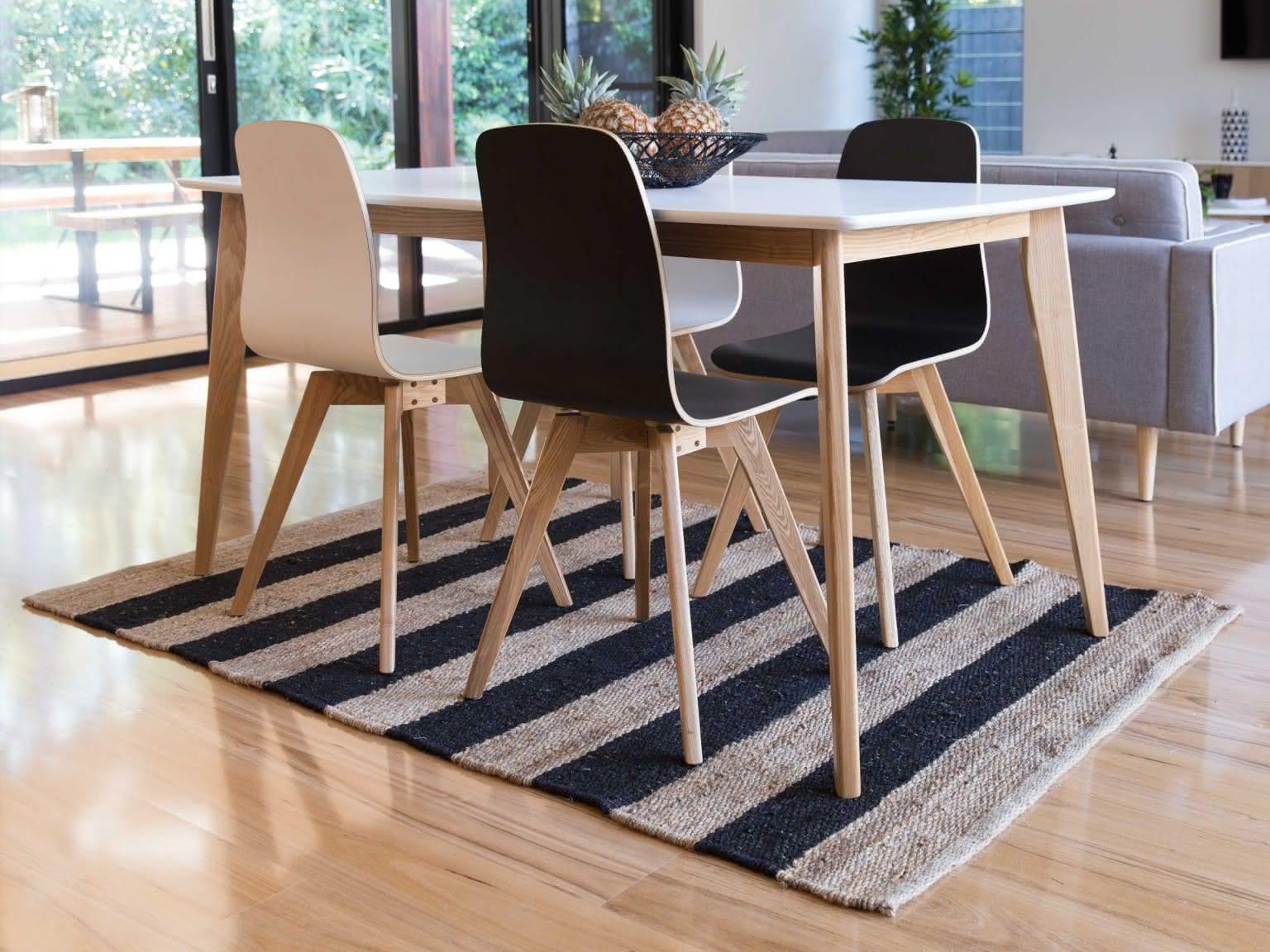 carpet pad for hardwood floors of mocka rec rug living decor shop now with regard to rec rug black