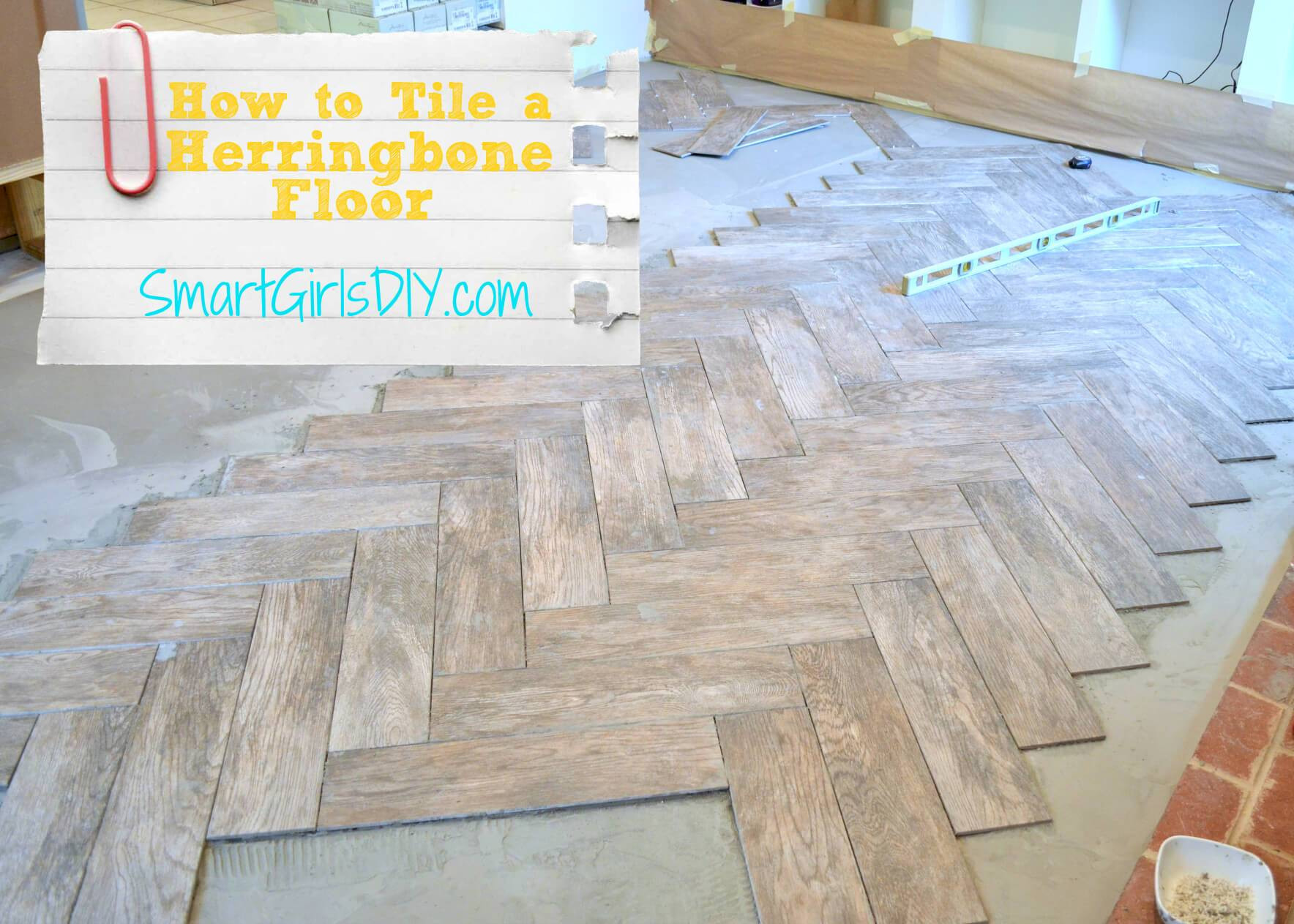 ceramic tile vs hardwood flooring of how to tile a herringbone floor family room 10 for how to tile a herringbone floor yourself