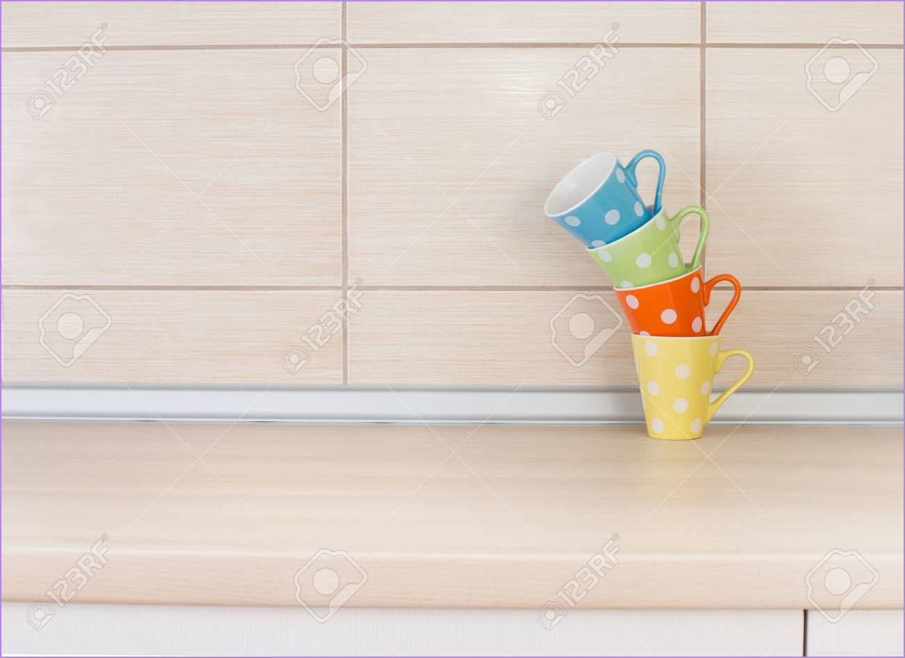 ceramic tile vs hardwood flooring of kitchen countertop ceramic tile close up od four colorful spotted pertaining to kitchen countertop ceramic tile close up od four colorful spotted tea cups the wooden countertop